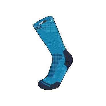 Odlo socks long / 763630-20154