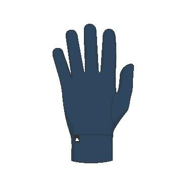 Odlo gloves warm 10640-20458